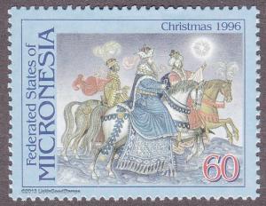 Micronesia 252 Christmas 1996
