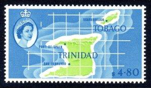 TRINIDAD  AND TOBAGO  -- 1960-67   sg297     $4.80   MM   cv £22