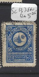 SAUDI ARABIA  (P2808BB)  SG    137     VFU