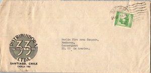 33 Distributors Santiago Chile > Marlin Firearms New Haven CT 1940 cover