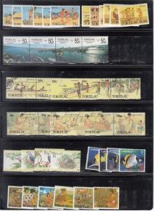 Tokelau Scott 144 // 211 Mint NH sets (Catalog Value $79.85)