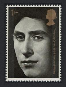 Great Britain Prince of Wales 1969 MNH SG#806 SC#599