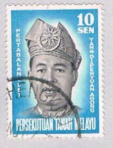 Malaya Federation 98 Used Tuanku Putra (BP2374)