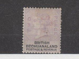 Bechuanaland QV 1888 2d Pale Lilac SG11a MLH JK1642