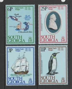 South Georgia 1979 Cook UM/MNH SG 70/3