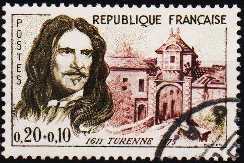 France. 1960 20c+10c S.G.1490 Fine Used