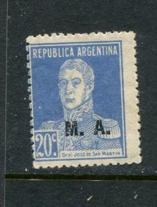 Argentina #OD25 MNH - penny auction