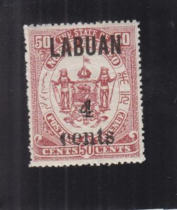 Labuan: Sc #117, MH (33071)