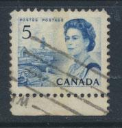 Canada SG 583pb Used 1 centre phosphour band - see details