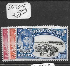 BRUNEI (PP2603B) RIVER SCENE   SG 93-5  MOG