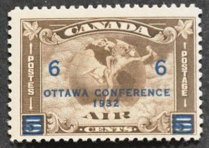 DYNAMITE Stamps: Canada Scott #C4 – MINT