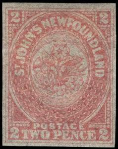 Canada / Newfoundland Scott 17 Gibbons 17 Mint Stamp