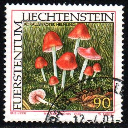 Liechtenstein # 1193 ~ 1 of 3 stamp set  ~ Used, HMR ~ cv .90