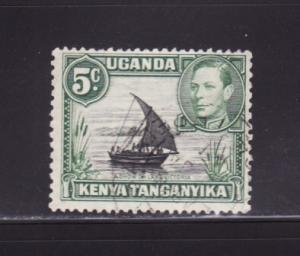 Kenya, Uganda, Tanzania 67 U Dhow on Lake Victoria
