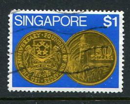 Singapore #152 Used (Box1)