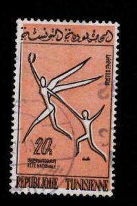 Tunis Tunisia Scott 411 Used stamp