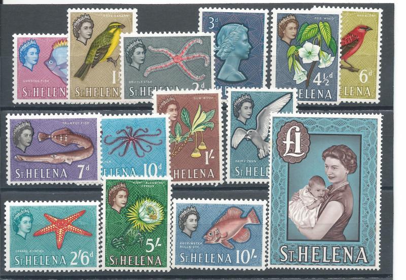 St. Helena 159-72 NH