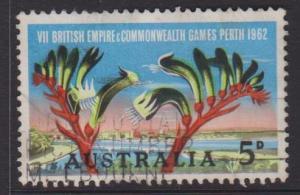 Australia Sc#349 Used