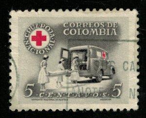 Colombia, 5 centavos (Т-9596)