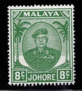MALAYA-Jahore Scott 137 MH*