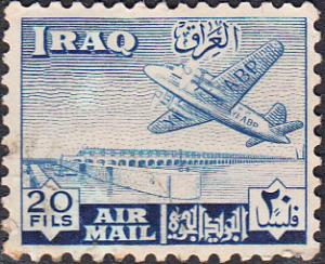 Iraq   #C5  Used