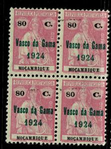 Mozambique SC# 237, Mint Never Hinged, tone dot, see notes - S8311