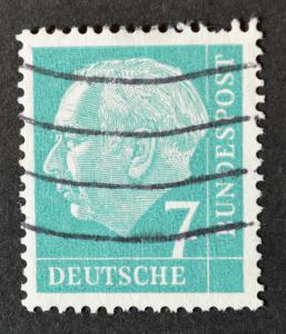 Germany Scott #706, VF Used