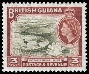 British Guiana - Scott 255 - Mint-Never-Hinged
