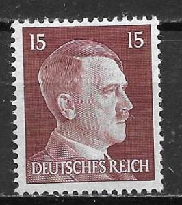 Germany, 514, Adolf Hitler Single,**MNH**