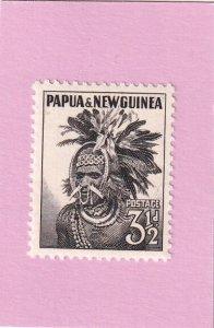 PAPAU & NEW GUINEA 139 MNH OG XF