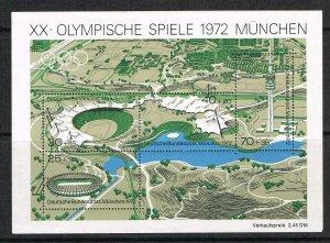 Germany MNH Scott B489