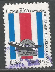 COSTA RICA C679 VFU FLAG V728