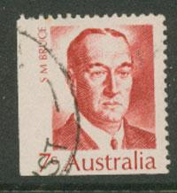Australia SG 508  VFU  Booklet stamp bottom  left