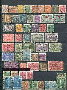 Canada Lot Mint and  Used F-VF     - Lakeshore Philatelics