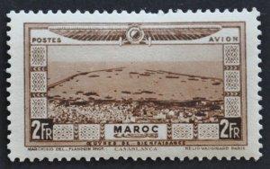 DYNAMITE Stamps: French Morocco Scott #CB8 – MINT hr