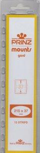 PRINZ 215X37 (22) CLEAR MOUNTS RETAIL PRICE $7.99