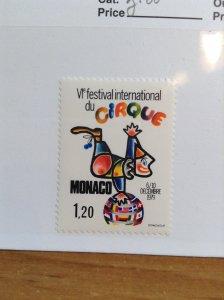 Monaco  Sc  # 1192  NH