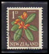 New Zealand Used Fine ZA4424
