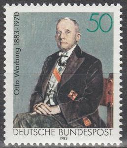 Germany #1400  MNH (S8926)