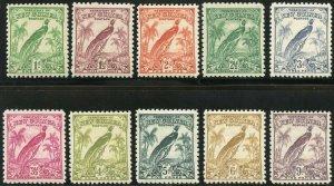NEW GUINEA  SCOTT#31/45  MINT HINGED #43/44 ARE NH---SCOTT VALUE $309.25