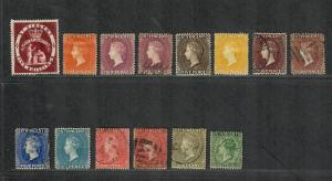 St. Vincent Sc#41-54 M+U/H/F, Complete Set, Cv. $405.80