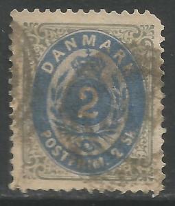 DENMARK 16 VFU H361