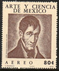 MEXICO C398, Art and Science of Mexico (Series 2). MINT, NH. F-VF.