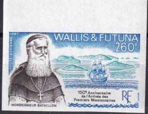 Wallis & Futuna Islands #C155  MNH Imperf  (Z9205)