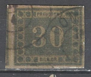 COLLECTION LOT # 2562 PRUSSIA #22 1866 CV=$225
