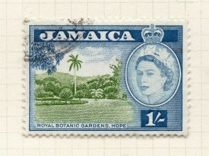 Jamaica 1956 Early Issue Fine Used 1S. 283897