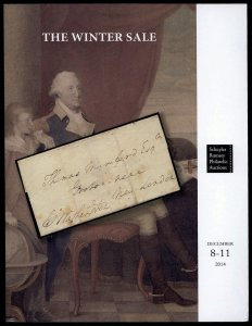 Schuyler Rumsey catalog: Sale 58 The Winter Sale Dec. 8-11, 2014