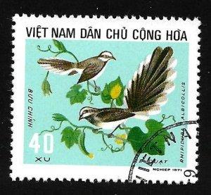 Vietnam North 1973 - U - Scott #705 *