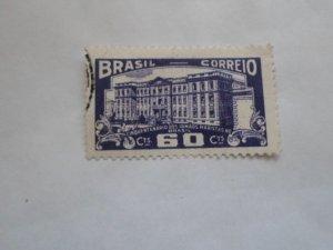 BRASIL STAMP USED NO HR # 19