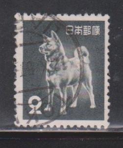 JAPAN Scott # 583 Used